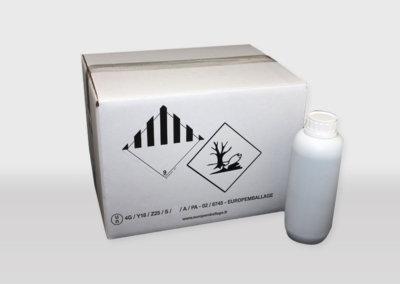UN 4G cardboard box