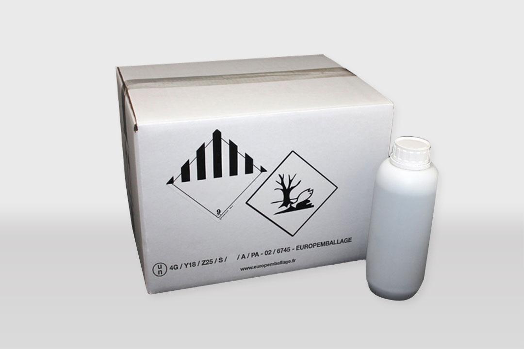 caisses cartons 4G homologuées ONU europemballage
