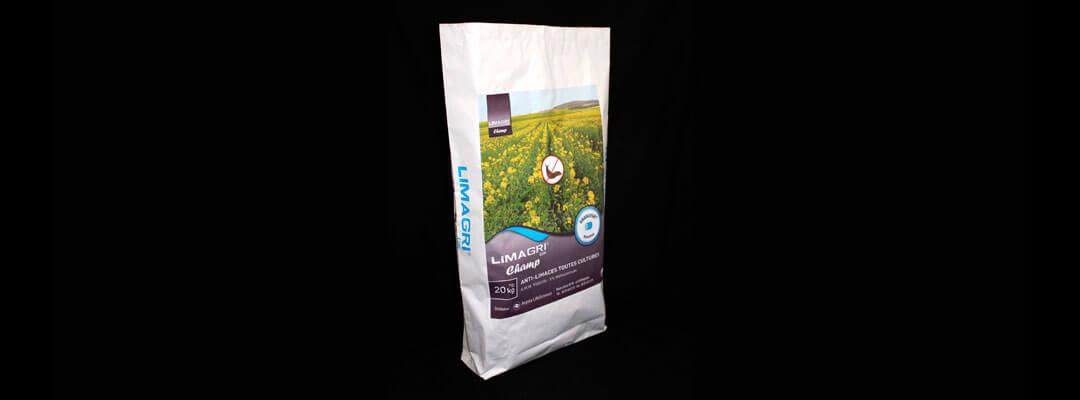 sac papier 5M homologué ONU pour matières dangereuses solide