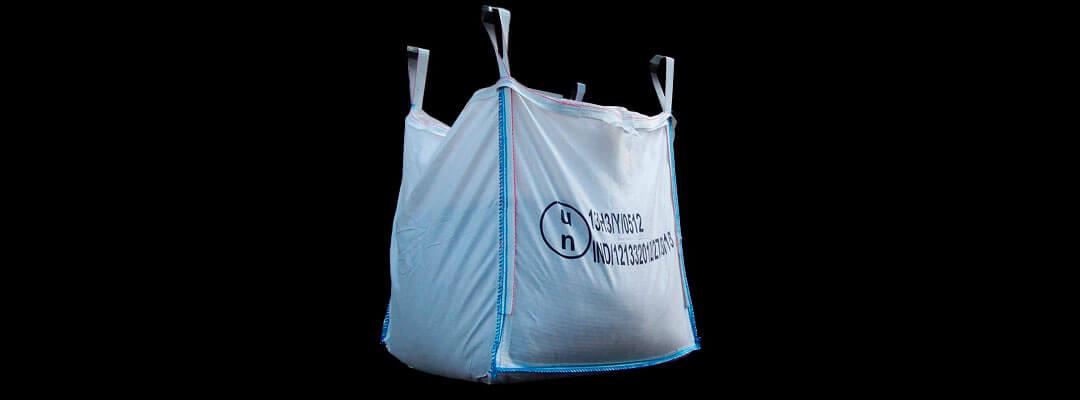 big bag homologué ONU 13H GRV
