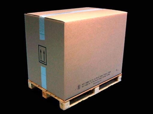 Pallet box UN
