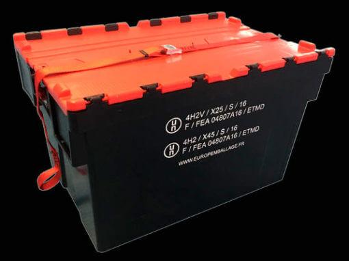Plastic Box 4H2 / 4H2V