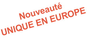 nouveauté unique en Europe EUROPEMBALLAGE ETMD