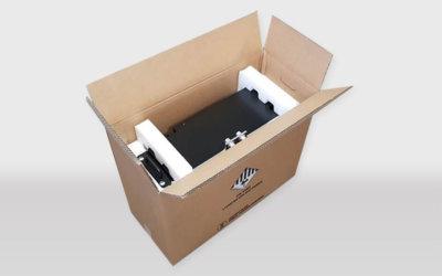 Caisses cartons ONU batterie lithium