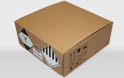 Caisses cartons ID8000 homologuées ONU