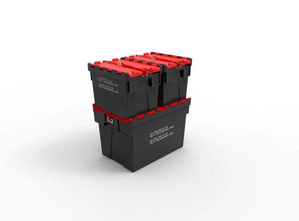 gamme complète caisses plastique ONU Europemballage